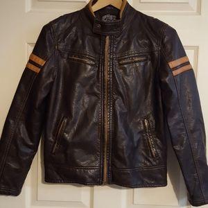 First Wave Boy's Wolverine Style Jacket